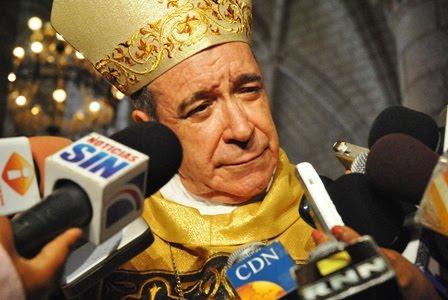 Cardenal llama a reflexionar sobre flagelo violencia en el país