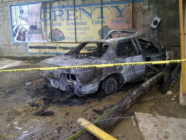 Al menos 6 personas murieron tras accidente en Santiago; una de ellas es un niño