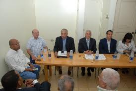 Comisión Consultiva del  PRD  prioriza plebiscito  y Convención  para solucionar crisis