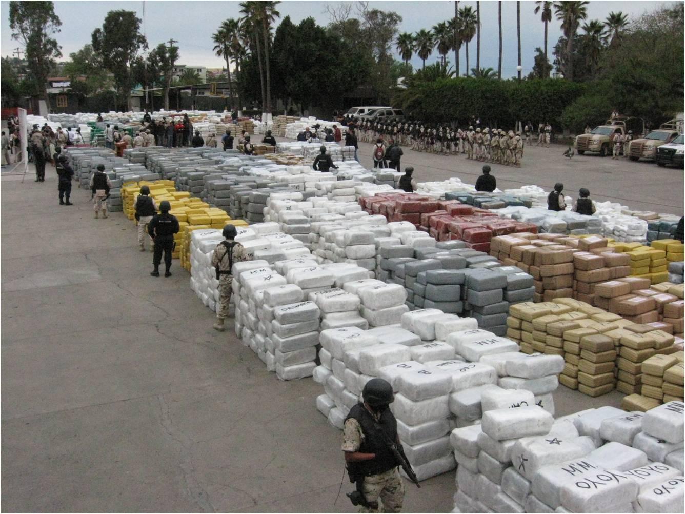 Solo el 25% de la droga que transitó por RD fue decomisa por autoridades, dice embajador EE.UU.