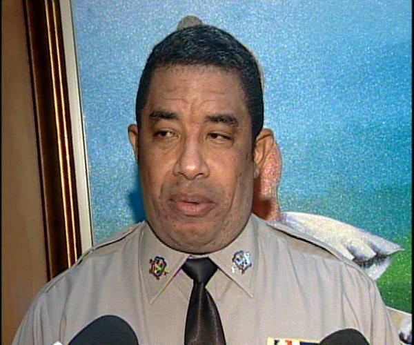 Jefe PN califica de exceso de celo actitud de fiscal actuante en allanamiento realizado ayer en SDE
