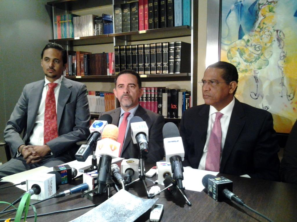 Héctor Rodríguez Pimentel niega haber malversado fondos en el INDRHI