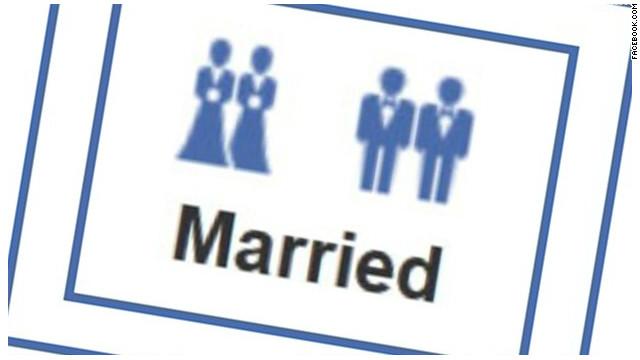 Parejas del mismo sexo tendrán icono que los identifica en Facebook