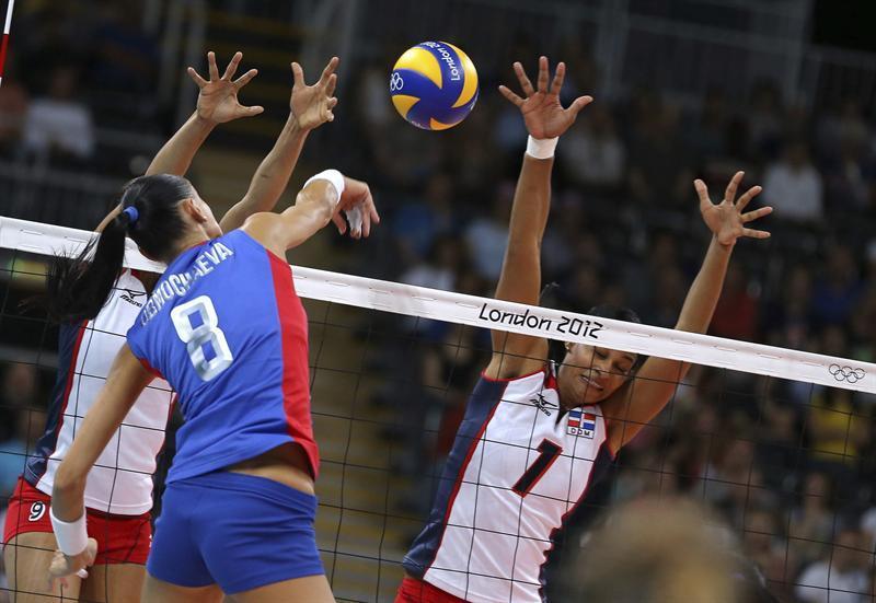República Dominicana pierde segundo partido en el torneo olímpico de voleibol
