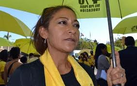 Dentro del expediente del SEMMA falta otra persona, dice María Teresa Cabrera