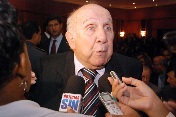 Anular sentencia TC sería un golpe de Estado, dice Vincho Castillo
