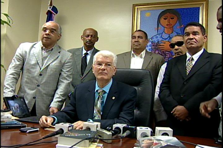 Wilton Guerrero llevará como testigos al jefe DNCD y a Vincho Castillo tras acusación de Hipólito