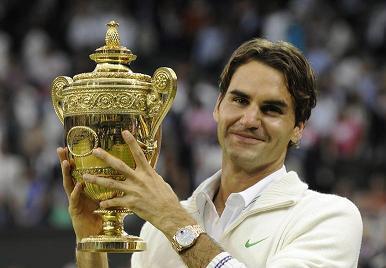 Federer desbanca a Djokovic como número uno del mundo