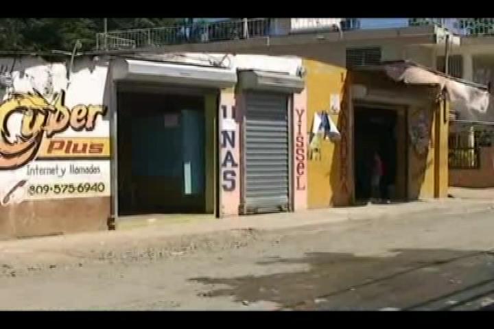Delincuencia sigue en auge en Santiago; moradores se quejan