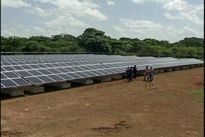 Está casi listo parque de energía solar en Monte Plata que busca reducir emisiones CO2