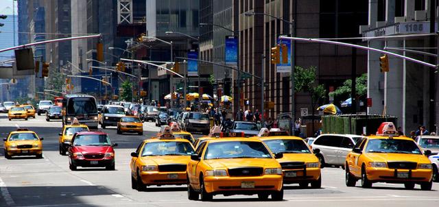 Triunfa en Miami Beach un servicio de taxis gratuitos