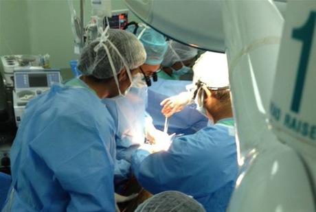 Evoluciona favorablemente segunda paciente trasplantada de corazón en RD