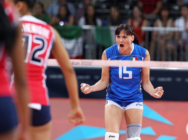República Dominicana pierde ante Italia 3-1