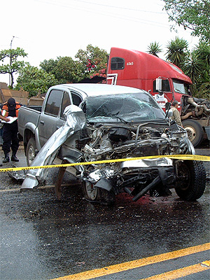 Advierten accidentes de tránsito en RD se han convertido en una epidemia