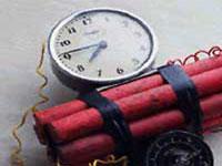 ¡Explosivos! Detienen a dos hombres tras hallar 550 kilos de dinamita en su casa
