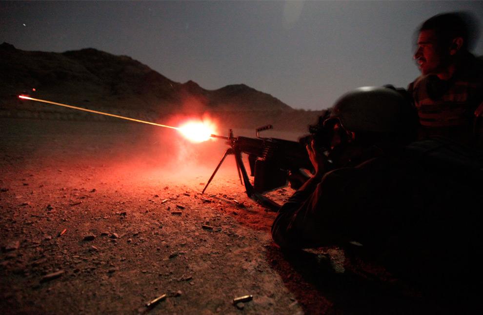 Un soldado ruso mata a siete compañeros en un puesto fronterizo