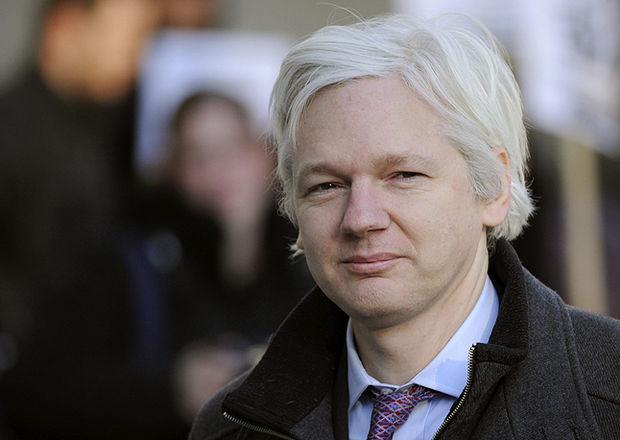 Assange apunta a su pronta salida de la embajada de Ecuador en Londres