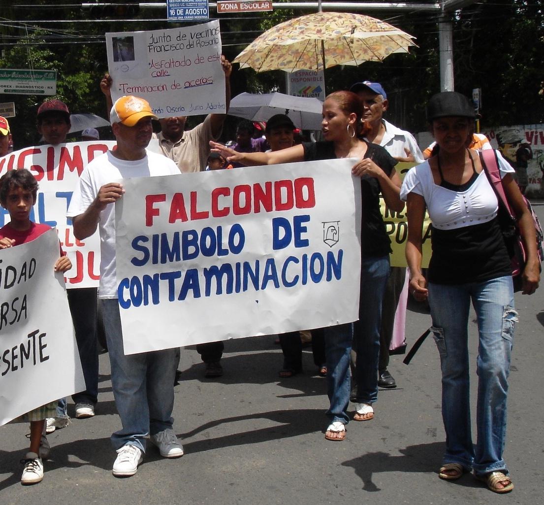 ¡Llegó el día! Protestas a favor de Loma Miranda en todo el país