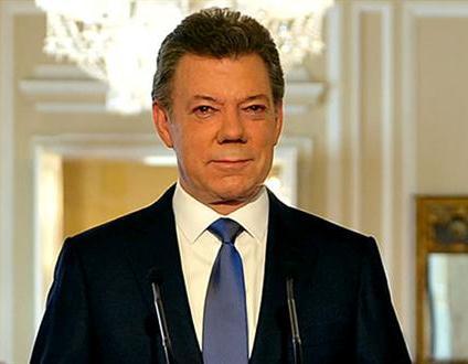 Santos advierte a FARC que negociaciones deben ser realistas