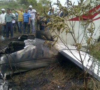 Fallece piloto de avioneta en un accidente en Ecuador