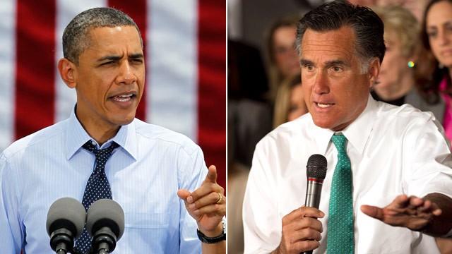 Obama y Romney centran ataques en el tema de salud y programas como Medicare