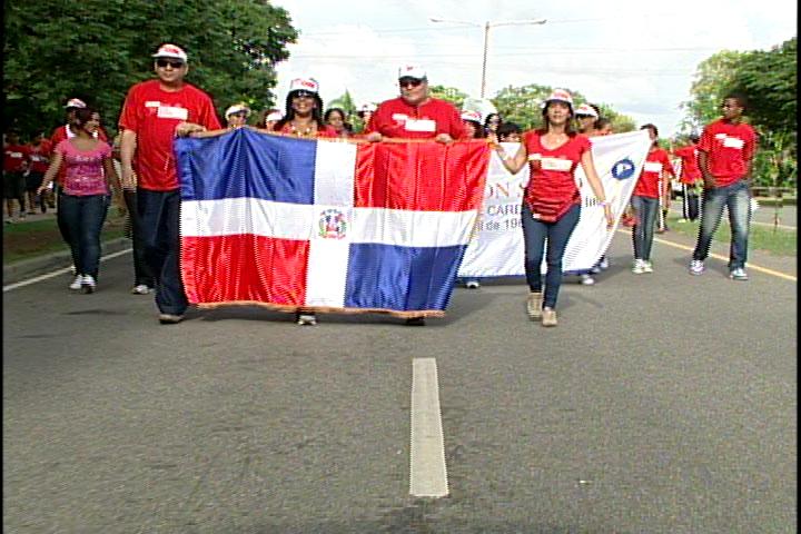 """Realizan primer """"Cardio Maratón"""" en el país"""
