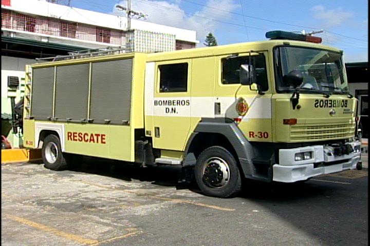 Bomberos DN darán entrenamiento a población sobre manejo de emergencias