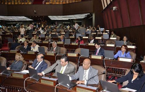 Comisión de Energía de la Cámara de Diputados inicia revisión de contrato entre el Estado y la Barrick