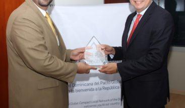 CEMEX es reconocida por el Pacto Global de las Naciones Unidas