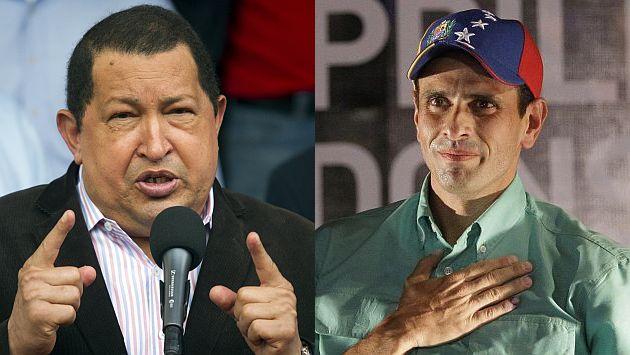 Capriles y Chávez, dos modelos de economía para un país con grandes retos