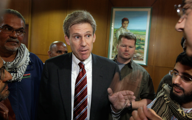 Gobierno libio revela los detalles del ataque contra consulado de EE.UU.