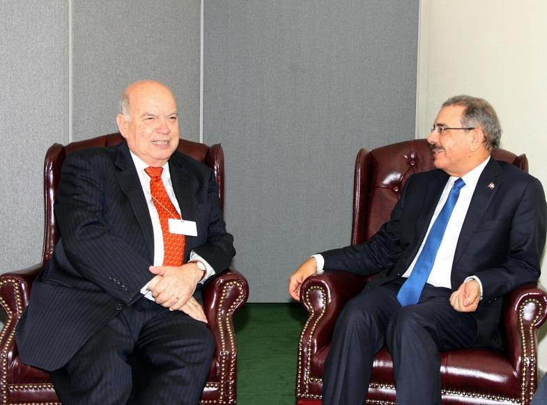 Presidentes de RD y de Colombia suscribirán acuerdos en seguridad ciudadana y energía