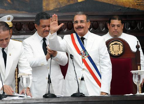 Sectores respaldan al presidente Medina tras un mes de Gobierno