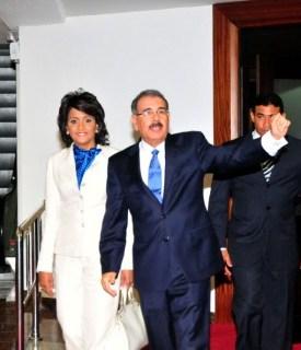 Presidente Danilo Medina viaja a Nueva York