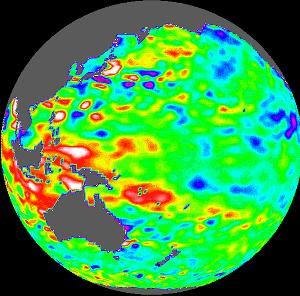 La OMM alerta de un posible episodio de El Niño en septiembre u octubre