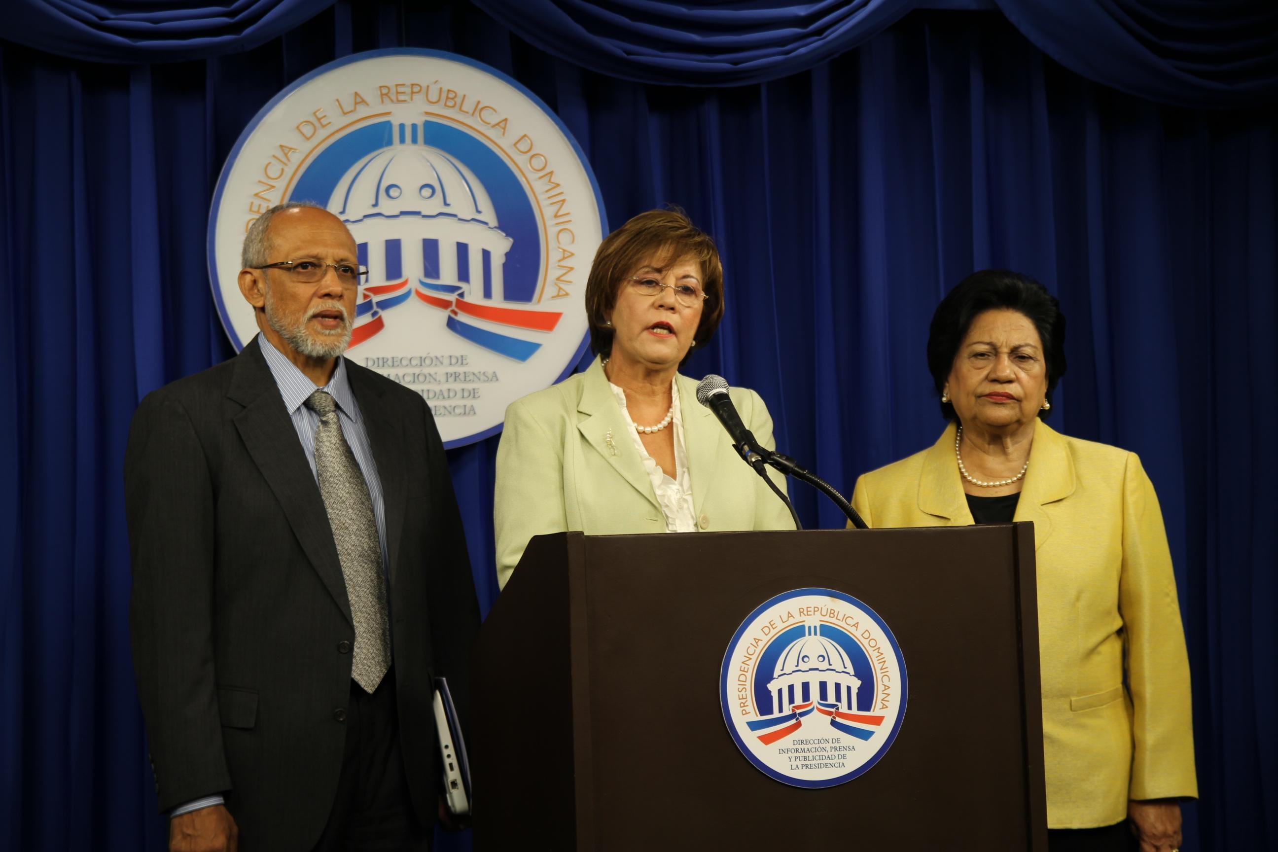 Presidente Medina presentará este lunes Plan Nacional de Alfabetización