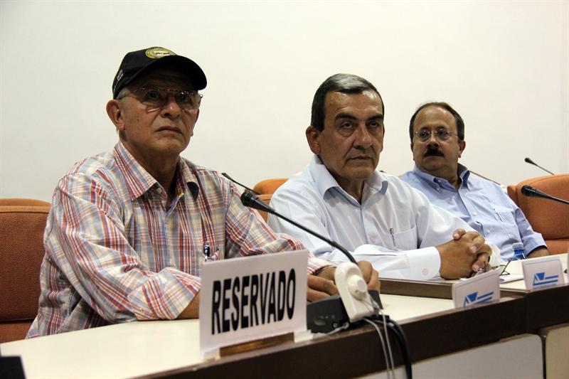 FARC abogarán por cese al fuego en diálogo con gobierno colombiano