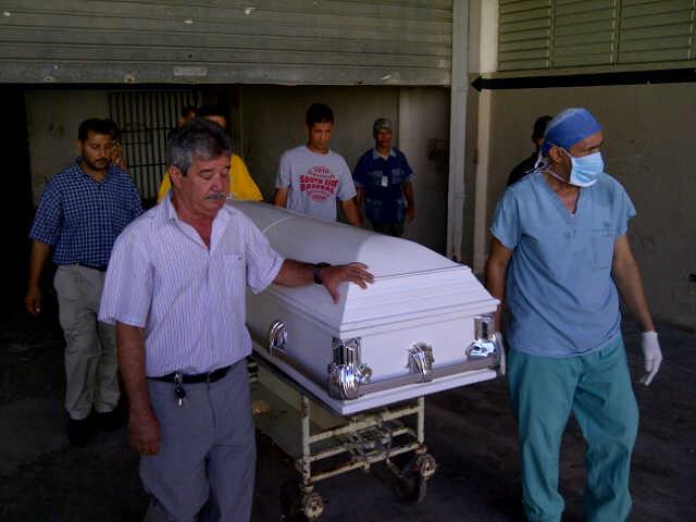 Desconocidos matan a tiros comerciante en Santiago