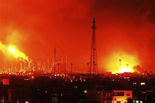 Chávez dice nada indica que incendio en refinería se deba a sabotaje