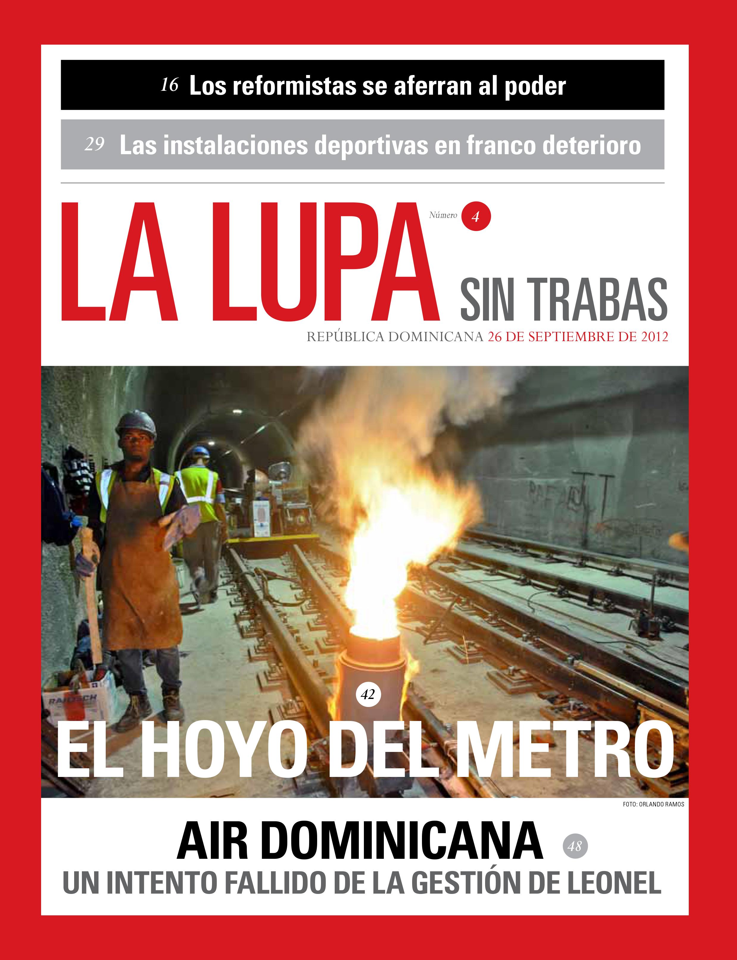 En La Lupa: ¿por qué fracasó el proyecto de Air Dominicana?