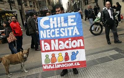 El Gobierno chileno decide cerrar el histórico diario La Nación