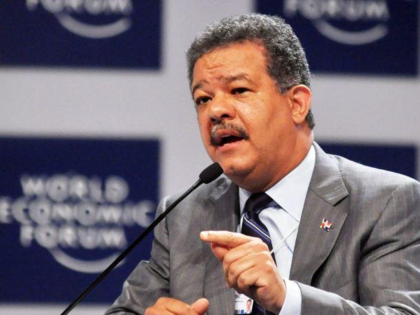 Leonel Fernández llama a venezolanos a un diálogo por la gobernabilidad