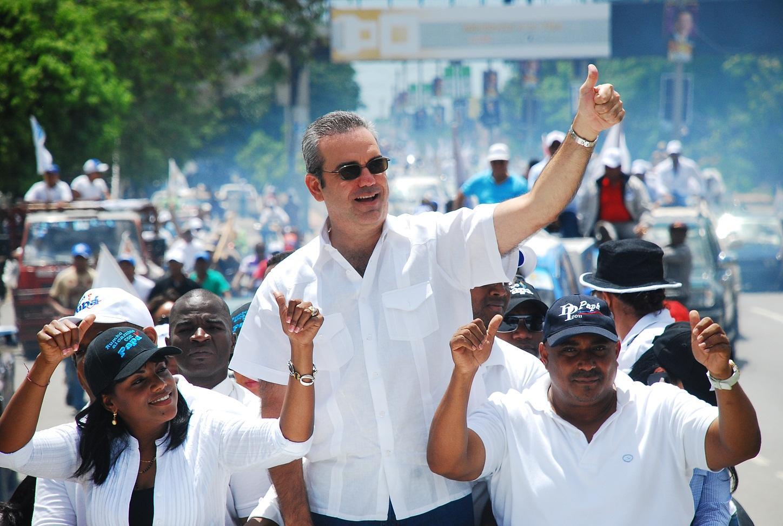 Luis Abinader asegura derrotará a cualquier candidato que presente el PLD en el 2016