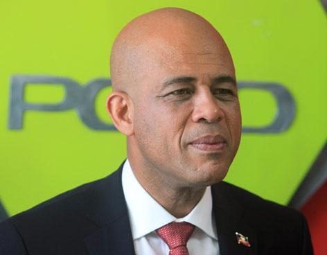 Martelly afirma que Haití