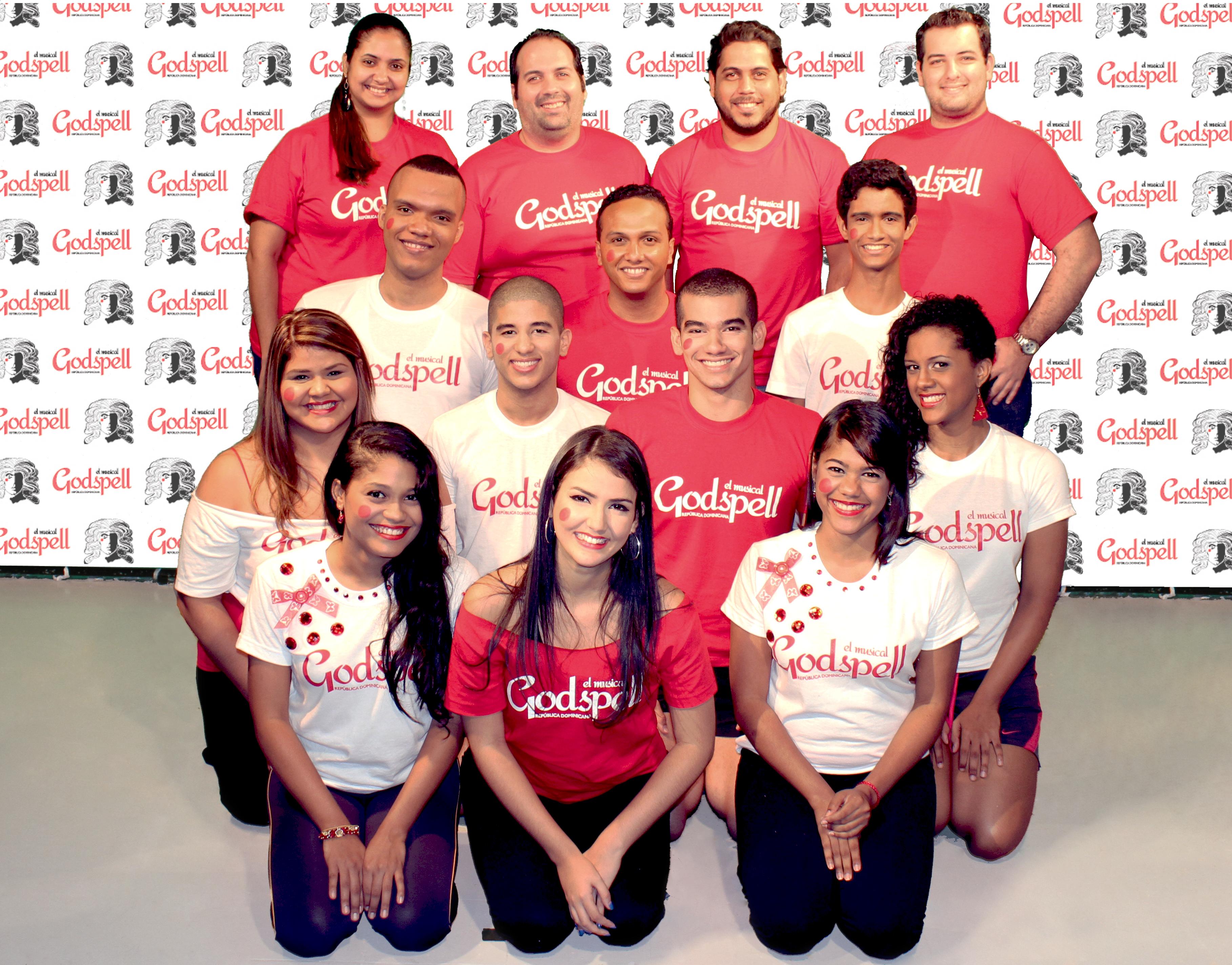 """""""Godspell, el Musical"""" se estrenará mañana en Bellas Artes"""