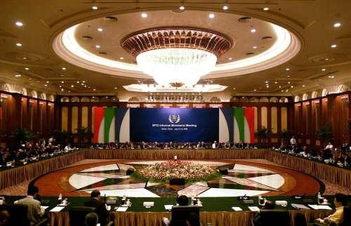 La OMC pide a Estados Unidos que refuerce sus sistema financiero