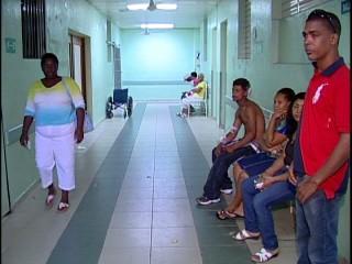 Denuncian precariedades en hospital Juan Pablo Pina de San Cristóbal