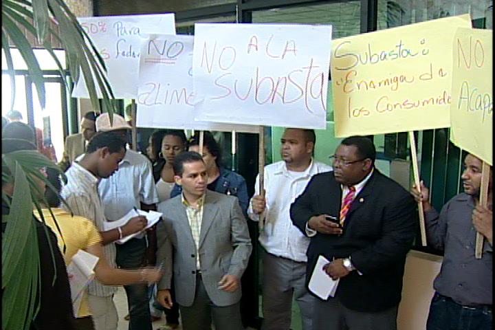 Bolsa Agroempresarial Dominicana realiza primera subasta para permisos de importación