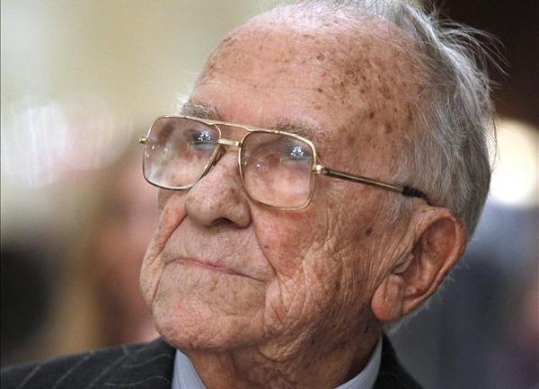 Fallece el histórico dirigente comunista español Santiago Carrillo