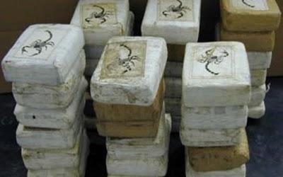 Autoridades España ocupan carga de cocaína salió de Puerto Multimodal Caucedo